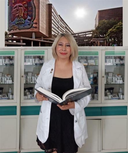 Maria de Lourdes Laurrabaquio Velasco