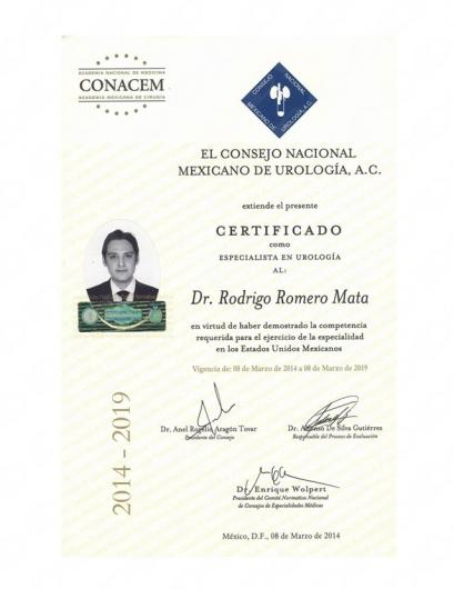 Rodrigo Romero Mata - Galería de imágenes