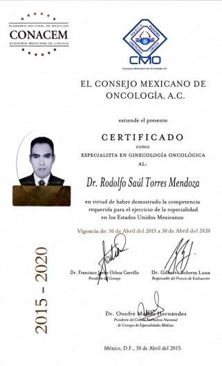 Rodolfo Saúl Torres Mendoza - Galería de imágenes