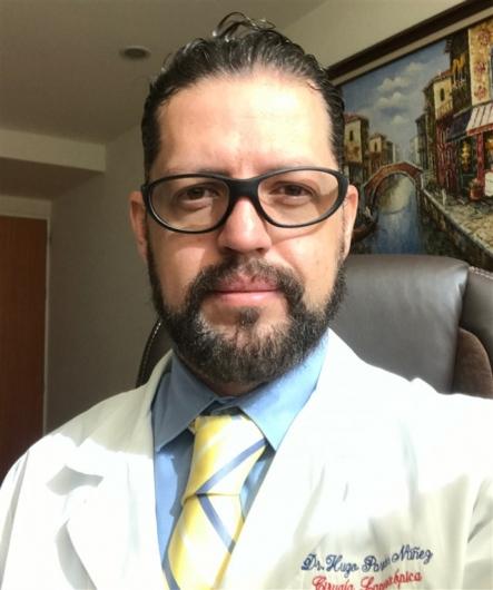 Hugo Paredes Núñez