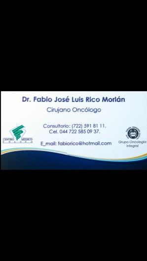 Fabio Jose Luis Rico Morlan - Galería de imágenes