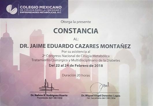 Jaime Eduardo Cázares Montañez - Galería de imágenes