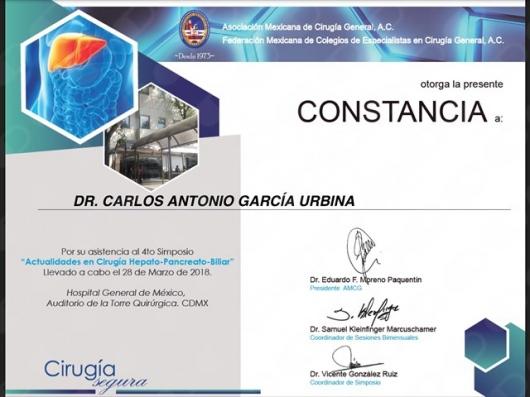 Carlos Antonio Garcia Urbina - Multimedia