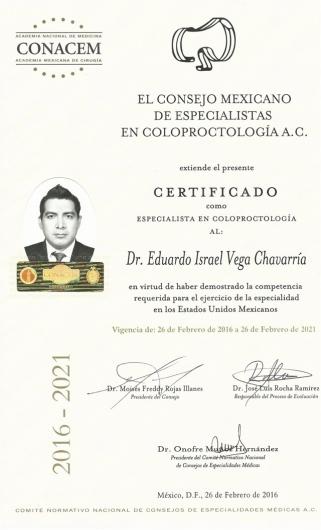 Eduardo Israel Vega Chavarria - Multimedia