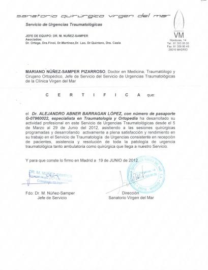 Alejandro Abner Barragán López - Galería de imágenes