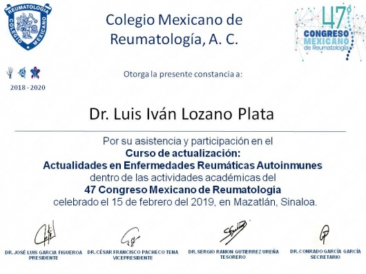 Luis Iván Lozano Plata - Multimedia