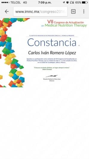 Carlos Ivan Romero - Galería de imágenes