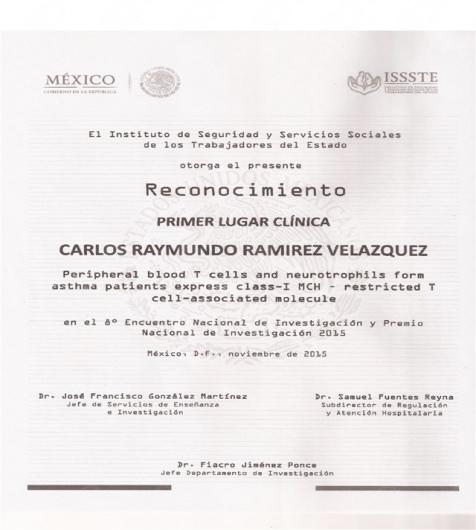 Carlos Ramírez Velázquez - Galería de imágenes