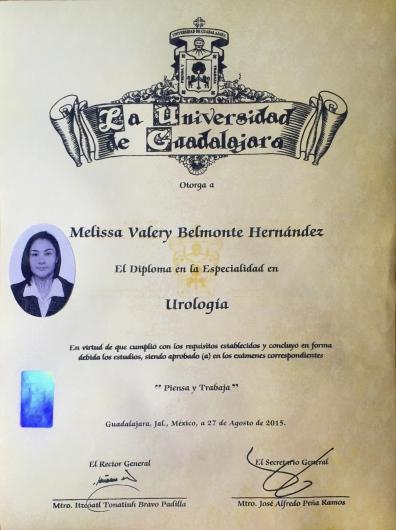 Melissa Valery Belmonte Hernández - Galería de imágenes