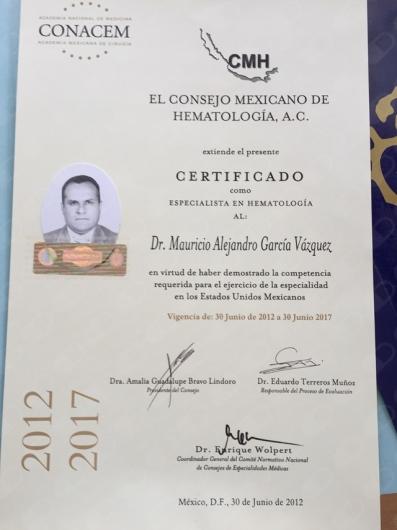 Mauricio García Vázquez - Galería de imágenes