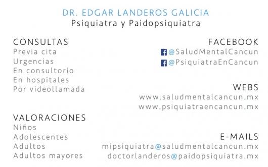 Edgar Landeros Galicia - Multimedia
