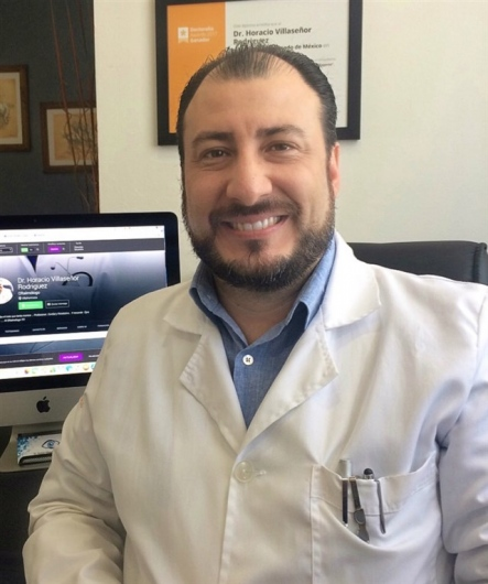 View opinions on Dr. Horacio Villaseñor Rodriguez and get an appointment