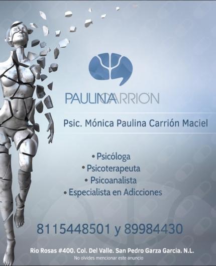 Monica Paulina Carrion Maciel - Galería de imágenes