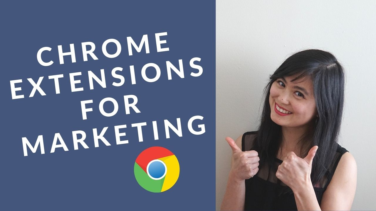 6 free chrome extensions for marketing thumbnail
