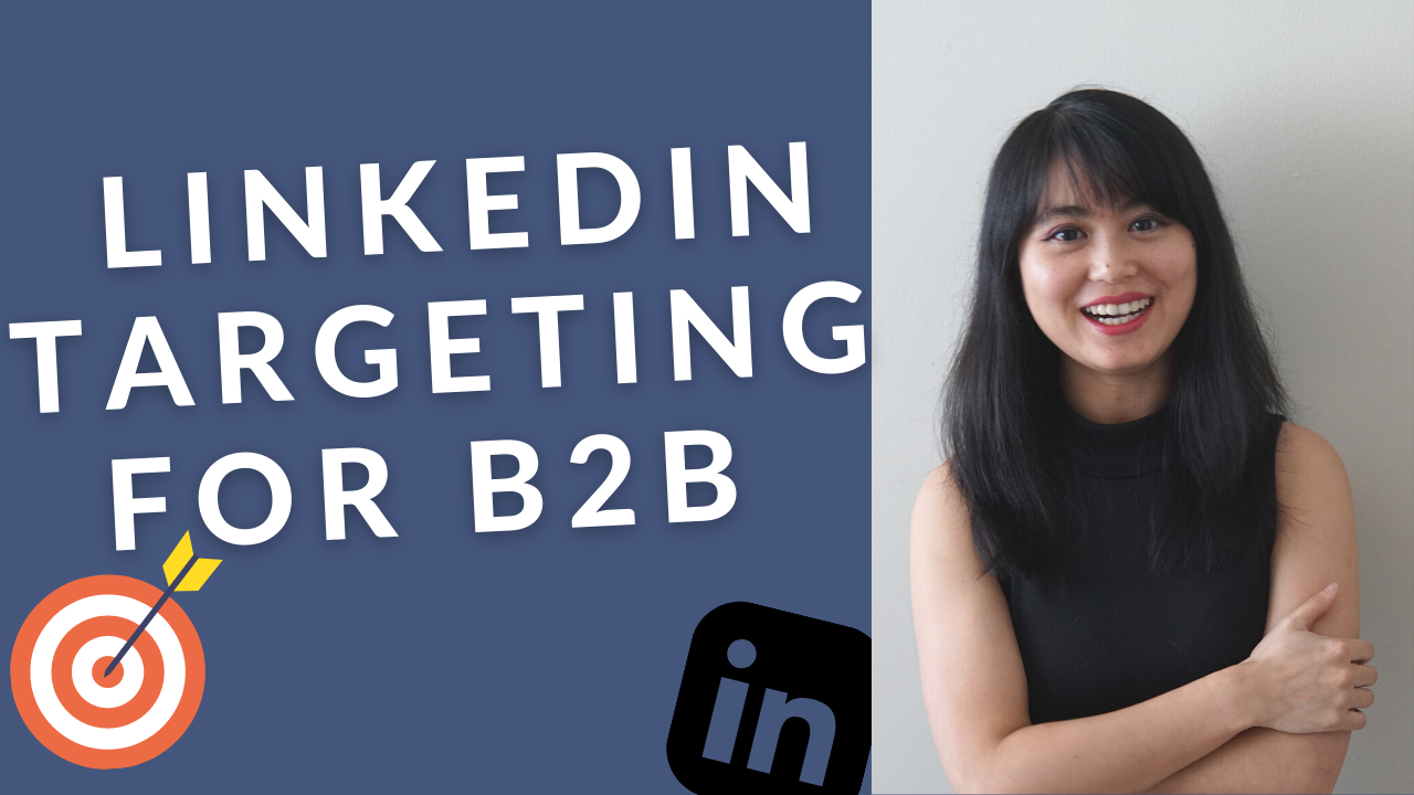 Linkedin targeting for b2b