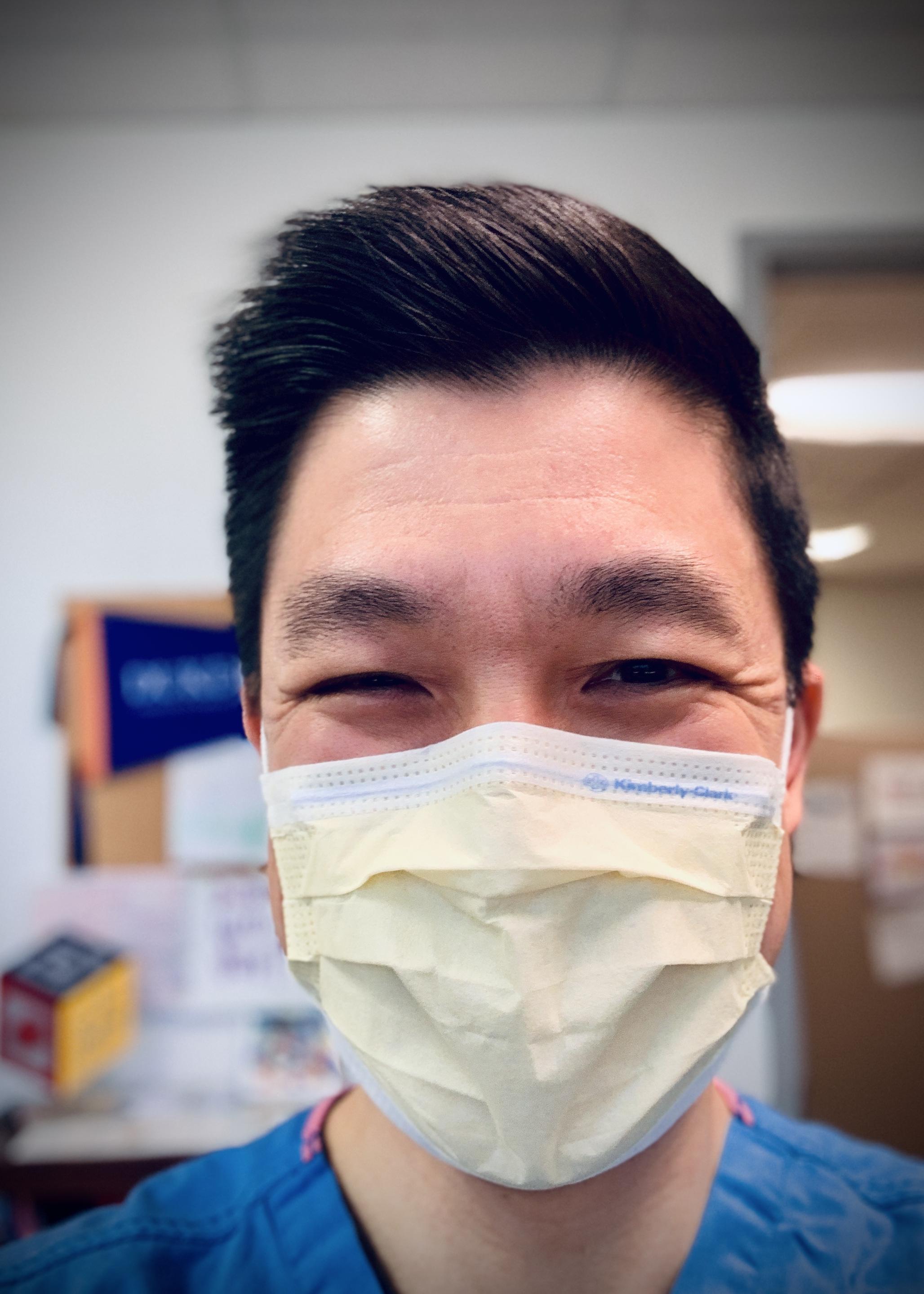 Richard J Chung MD