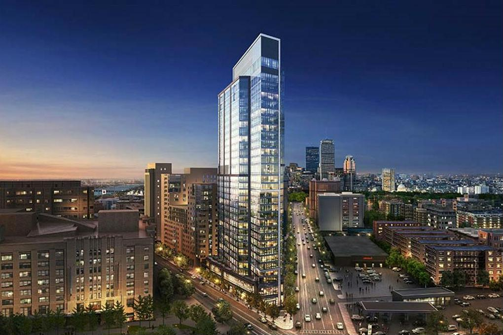Cover image for 200 Brookline Avenue