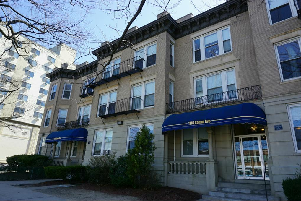 Cover image for 1114 Commonwealth Avenue