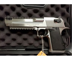 Magnum Research Desert Eagle 6'' 50 AE SS XIX
