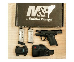Smith and Wesson M&P Shield .40