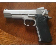 .45 Smith and Wesson