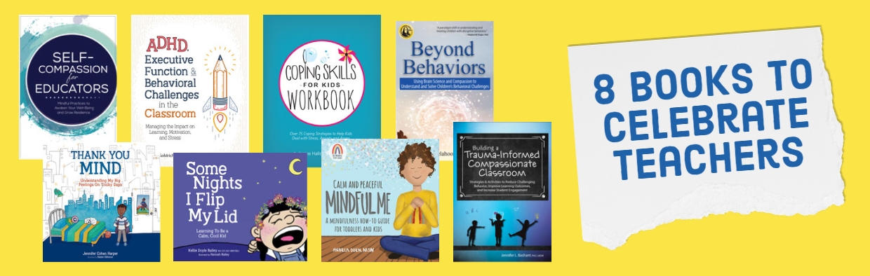 8 Books to Celebrate Teachers