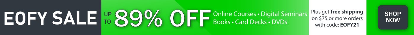 End of Year Fiscal Sale Banner green