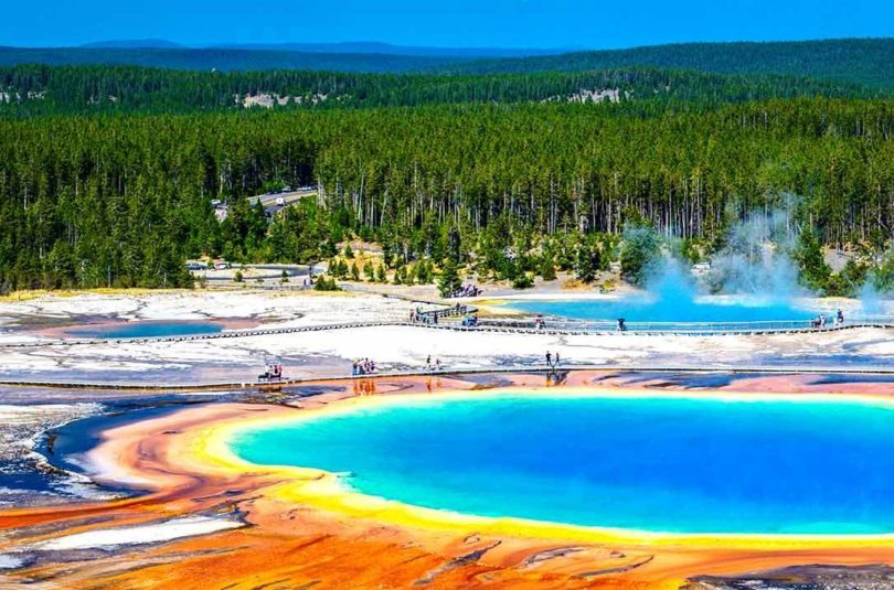 Yellowstone National Park Initiative Positions the Park as an International Environmental Leader
