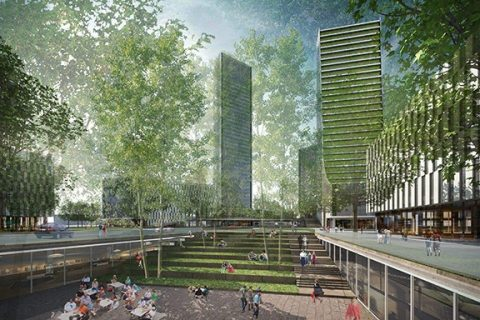 Creating Active Cities
