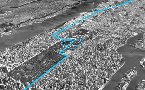 Aerial Map Diagram 2 Nyct