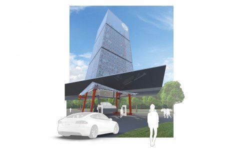 Parking Tower 2 Horizontal