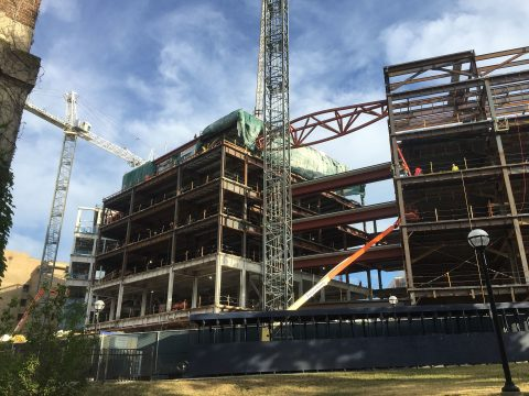 2016 07 26 Bsb Topping Out