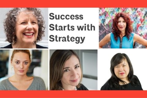 Success Starts With Strategy