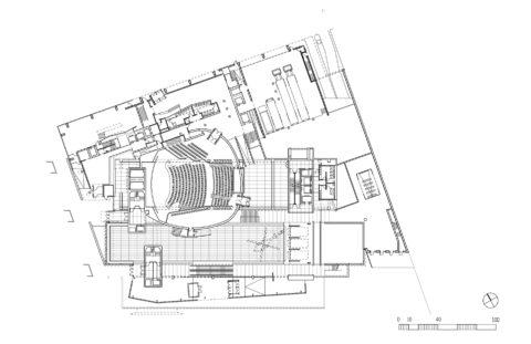 Newseum Plan L1