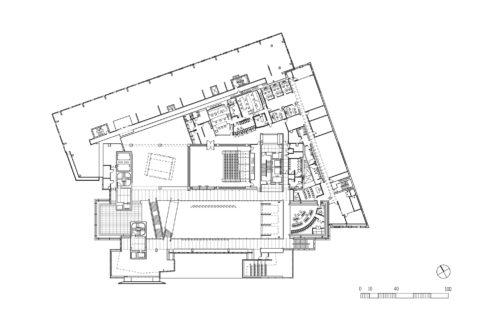 Newseum Plan L3