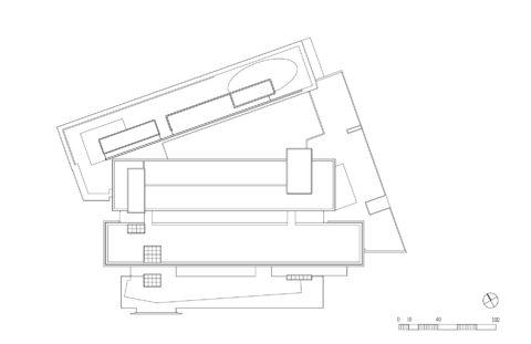 Newseum Plan Roof