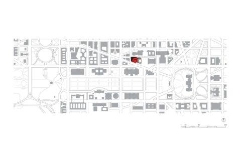 Newseum Plan Site
