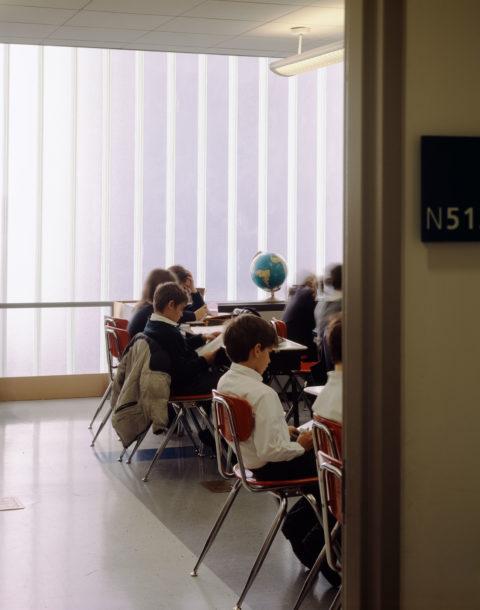 0033 Lycee Classroom