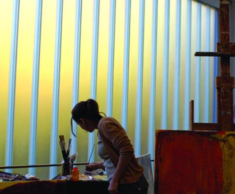 0116 Sarah Lawrence Studio Glass