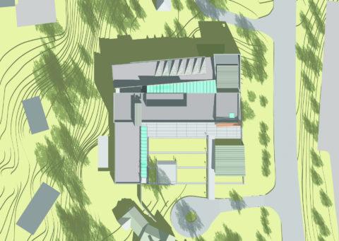 0116 Sarah Lawrence Site Plan