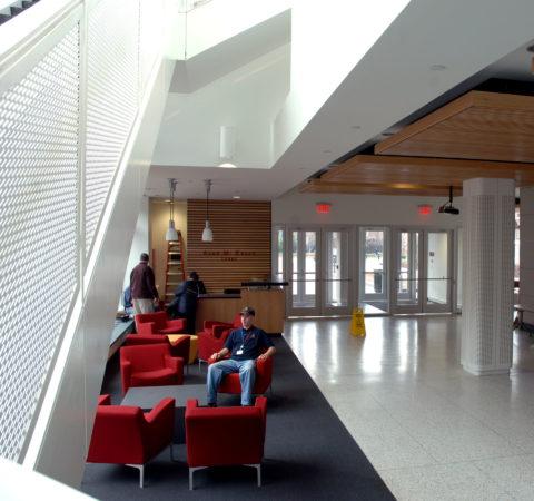 0301 Penn Vet Stair
