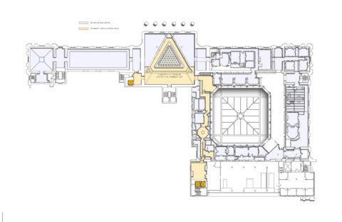 Sackler Diagram Galleries And Circulation