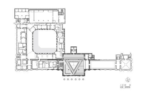 Sackler Plan Building