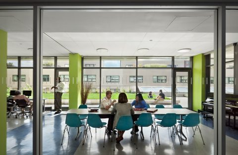 0317 Schermerhorn Meeting Room
