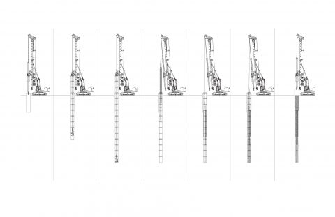 Common Ground Diagram Caissons