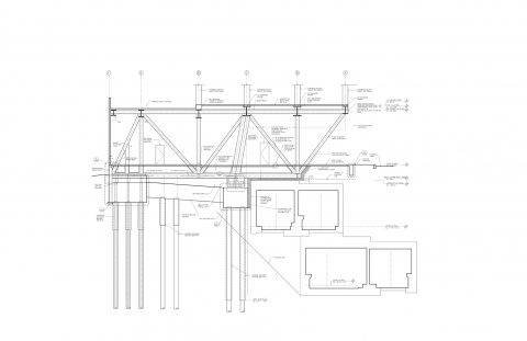 Common Ground Section Subway Truss With Anno