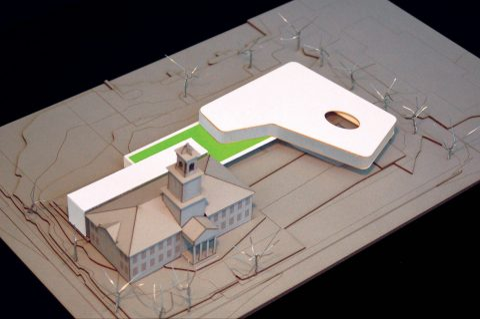0521 Dickinson Concept Model2