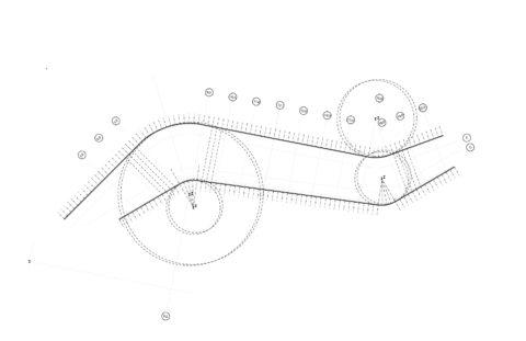 Dickinson Plan Geometry