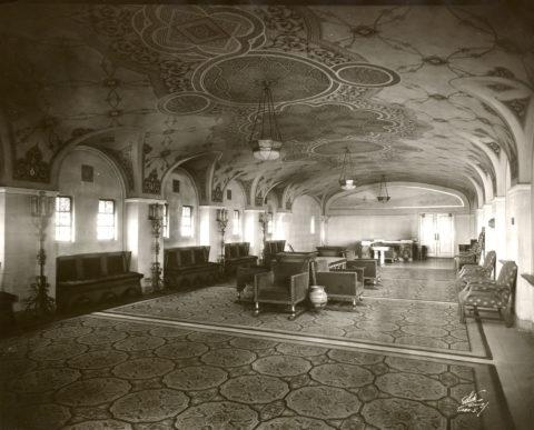 0907 City Center Historic Mezzanine Lobby