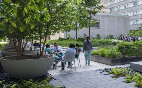 0916 Tisch Courtyard